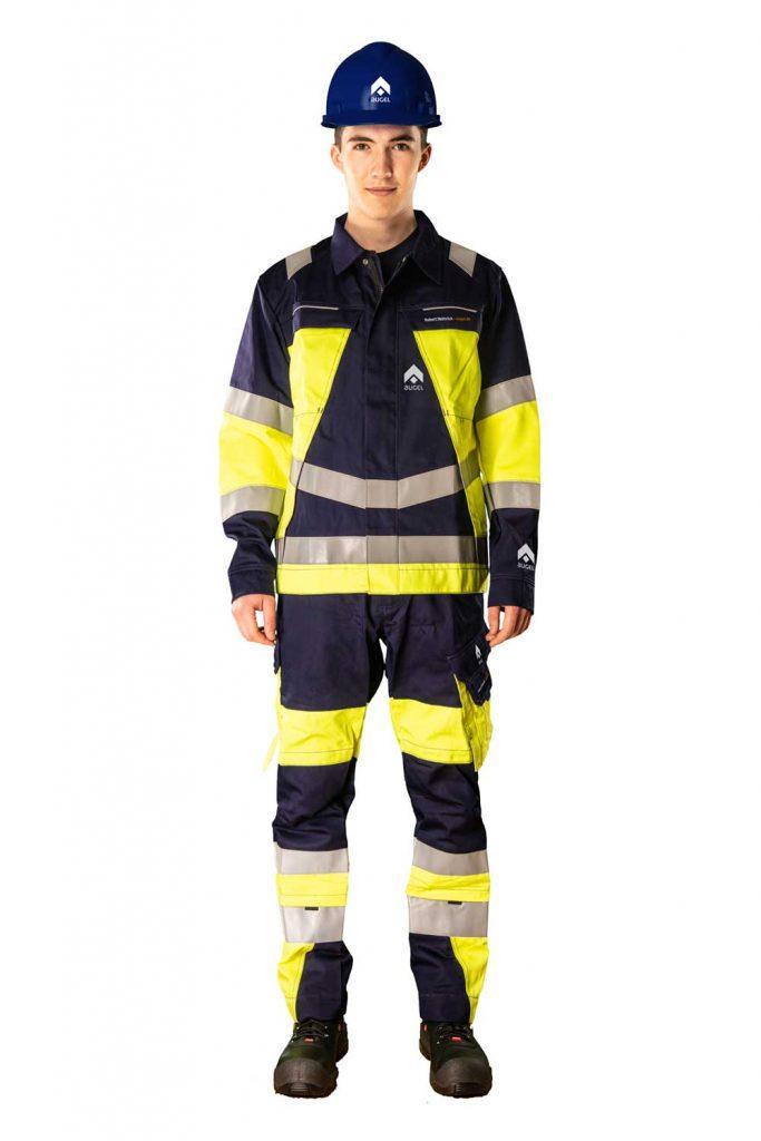Augel-Kleidung-Front-komplett